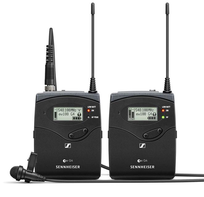 EW122P radiomicrofono Sennheiser